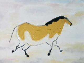 1312Lascaux Pferd_k
